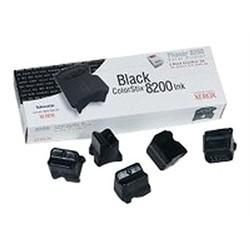 Cerneala solida Xerox 016204000- 5 rezerve black Phaser 8200