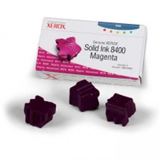 Cerneala solida magenta Xerox 108R00606 Phaser 8400 - set 3 rezerve