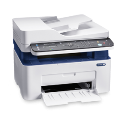 Multifunctional Xerox WorkCentre 3025, laser alb negru, A4, retea