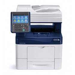 Multifunctional Xerox WorkCentre 6655, laser color, A4, retea, duplex