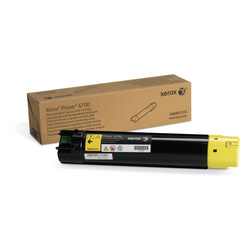 Toner Xerox 106R01513 yellow Phaser 6700 - capacitate mica