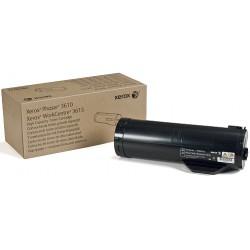 Toner Xerox 106R02723  Phaser 3610 / WorkCentre 3615 -  capacitate mare