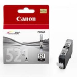 Cartus cerneala Canon CLI-521 black CLI-521BK