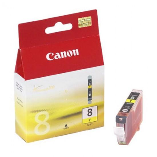 Cartus cerneala Canon CLI-8 yellow CLI-8Y