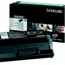 CARTUS  TONER LEXMARK E321/E323 12A7400