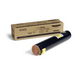 Toner Xerox 106R01162 yellow Phaser 7760