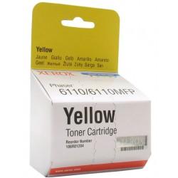 Toner Xerox 106R01204 yellow Phaser 6110 / 6110MFP