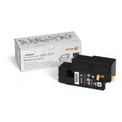 Toner Xerox 106R01634  Black Phaser 6000 / Phaser 6010, WorkCentre 6015