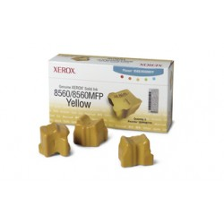 Cerneala solida yellow Xerox 108R00766 Phaser 8560 - set 3 rezerve