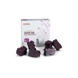 Cerneala solida magenta Xerox 108R00818 Phaser 8860 - 6 rezerve