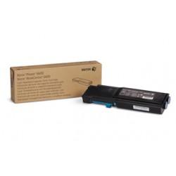 Toner Xerox 106R02249 cyan Phaser 6600, Workcentre 6605 - capacitate mica