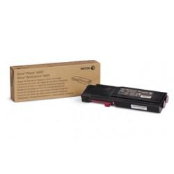 Toner Xerox 106R02250 magenta Phaser 6600, Workcentre 6605 - capacitate mica