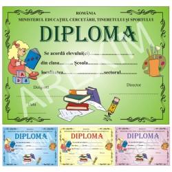 Diploma gradinita si prescolari model 14_01