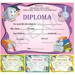 Diploma gradinita si clasele mici model 14_04