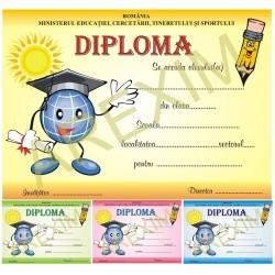Diploma gradinita si clasele mici model 14_05