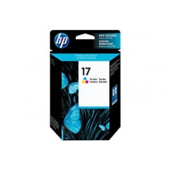 Cartus cerneala HP 17 Color C6625AE