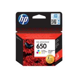 Cartus cerneala HP 650 color CZ102AE