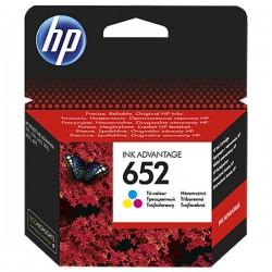 Cartus cerneala HP 652 color F6V24AE