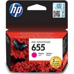 Cartus cerneala HP 655 magenta CZ111AE