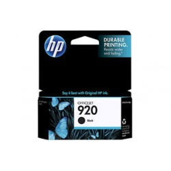 Cartus cerneala neagra original  HP920  CD971AE