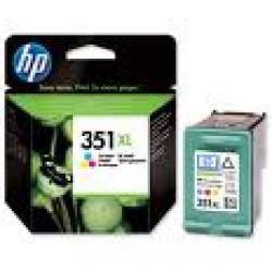 Cartus cerneala HP 351 XL Color