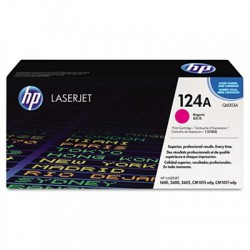 Cartus toner magenta original HP124A - Q6002A