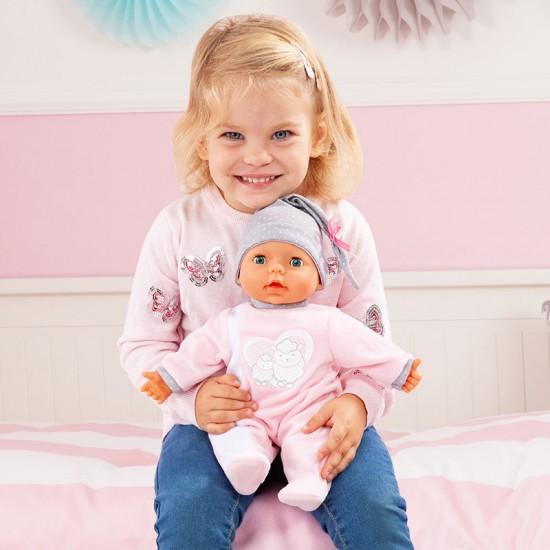 Papusa bebe Piccolina Interactiva 38 cm