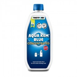 Solutie concentrata dezinfectare rezervor rezidual toalete portabile Aqua Kem Blue