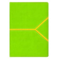 Agenda nedatata B5, DUET, verde
