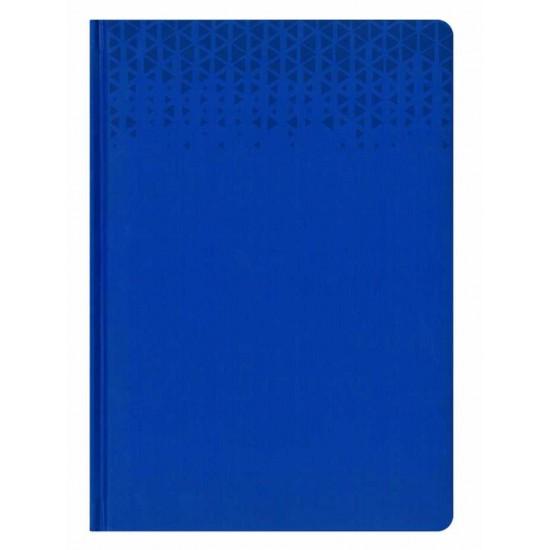 Agenda nedatata A6 Standard albastru deschis