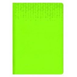 Agenda nedatata A6 Standard verde deschis