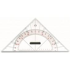 Echer Nautica  (echer de navigatie) 45°, 32cm
