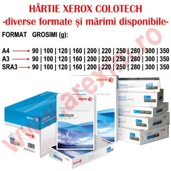 Hartie copiator color Xerox Colotech A3 350g