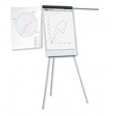 Flipchart magnetic cu brate 100x70 cm SMART