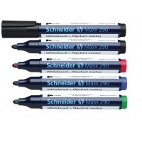 Marker whiteboard si flipchart Schneider 290 diverse culori