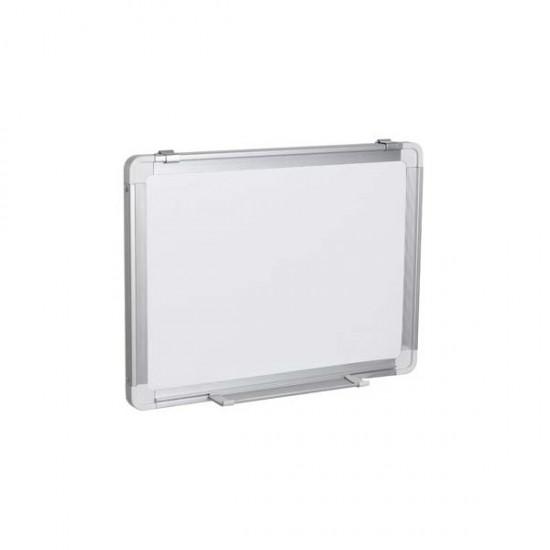 Whiteboard magnetic cu rama de aluminiu 90x120 cm Smart