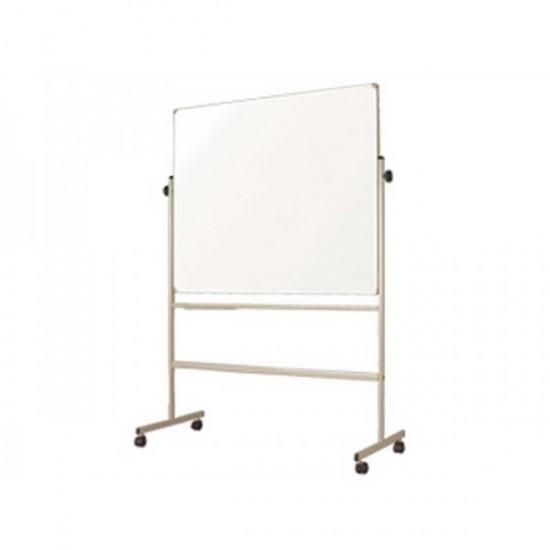 Whiteboard magnetic rotativ 2 fete 150x90 cm SMART
